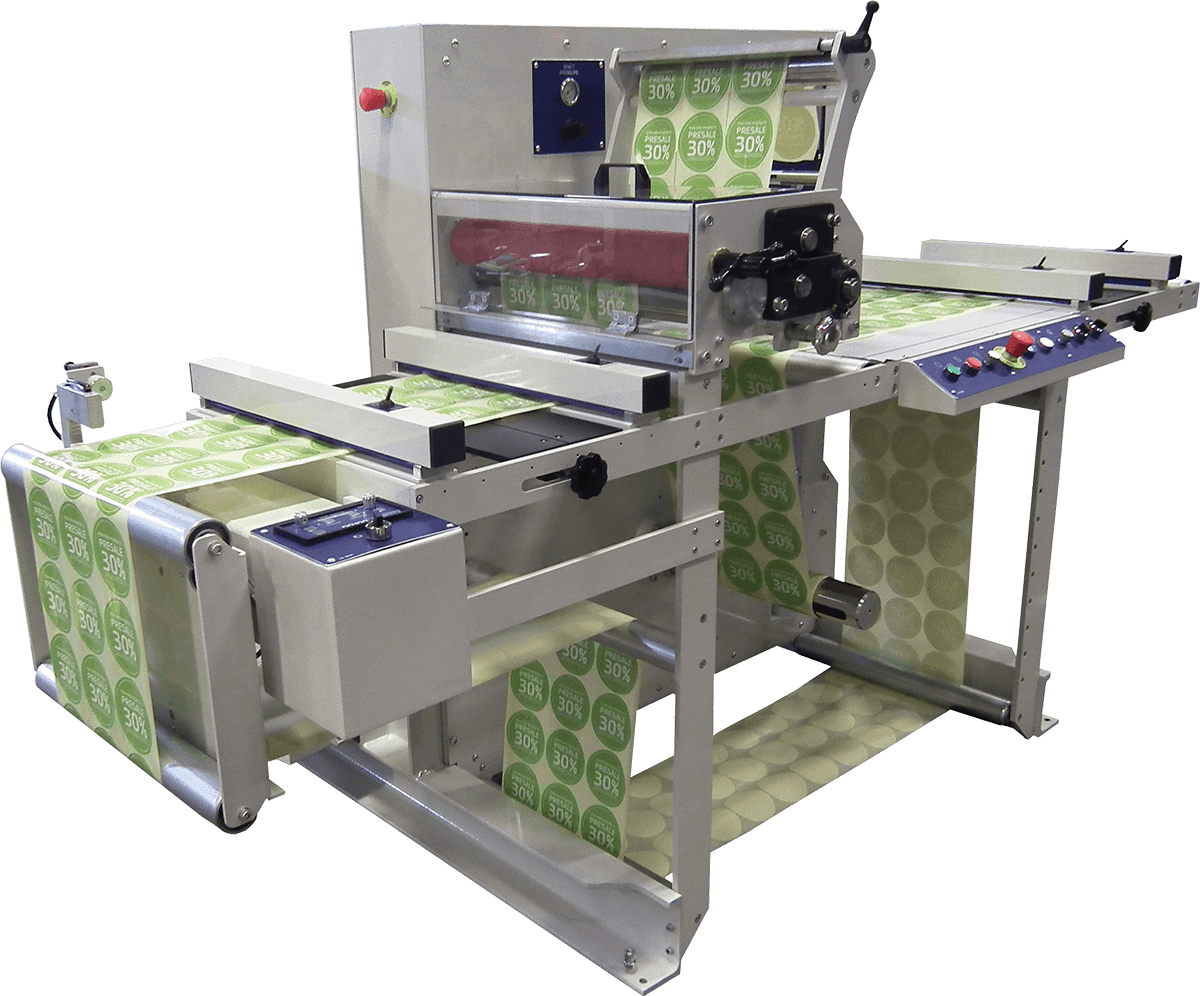 Ergonomic Design For Maximum Output Of Slit Rolls